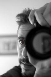The special eye - Self Portrait